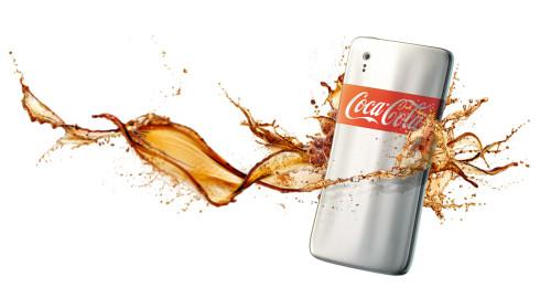 Coca Cola smartphone Junguk Shun concept 1