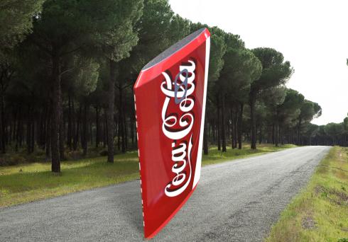 Coca Cola smartphone concept 2015 1