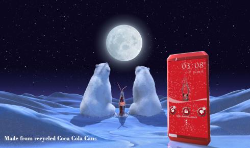 Coca Cola smartphone concept 2015 6