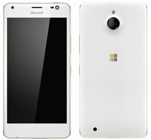 Lumia 850 Honjo evleaks leak 1
