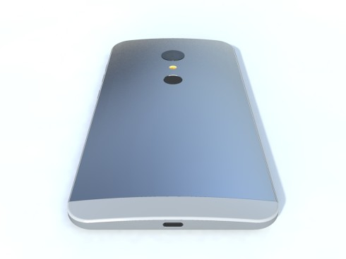Metal flagship phone project 3