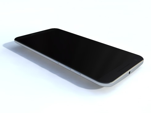 Metal flagship phone project 5
