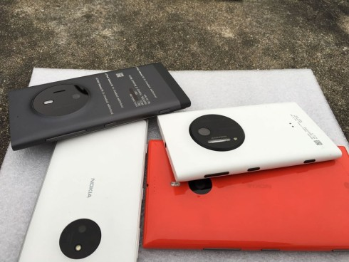 Microsoft Lumia 1030 McLaren cancelled phone leak 1