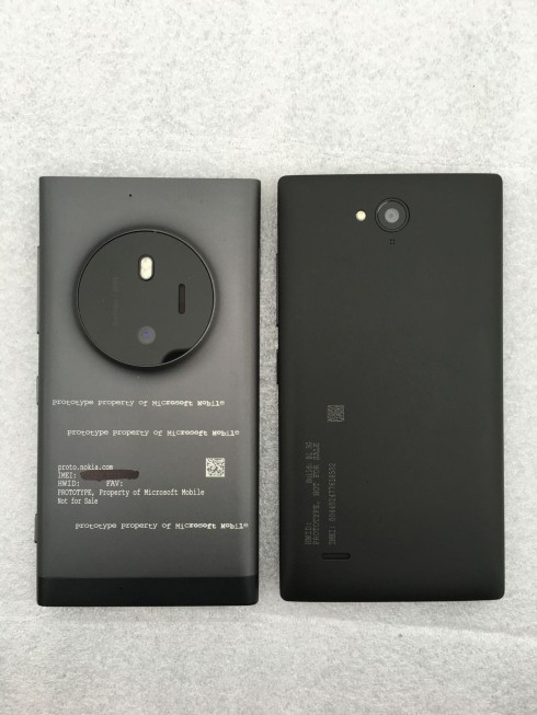Microsoft Lumia 1030 McLaren cancelled phone leak 5