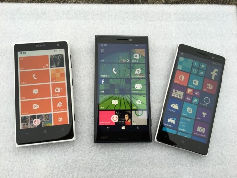 Microsoft Lumia 1030 McLaren cancelled phone leak 6