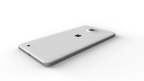Microsoft Lumia 850 render leak 1