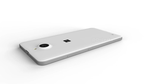 Microsoft Lumia 850 render leak 4