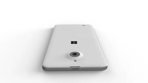 Microsoft Lumia 850 render leak 5