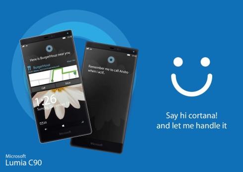 Microsoft Lumia C90 concept 2