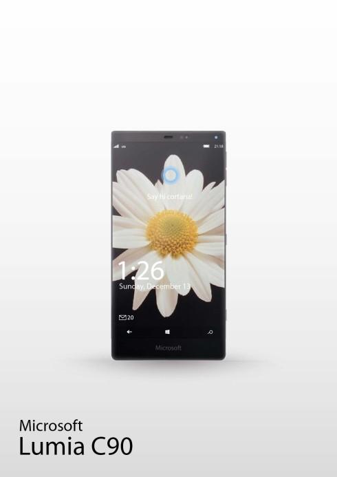Microsoft Lumia C90 concept 3