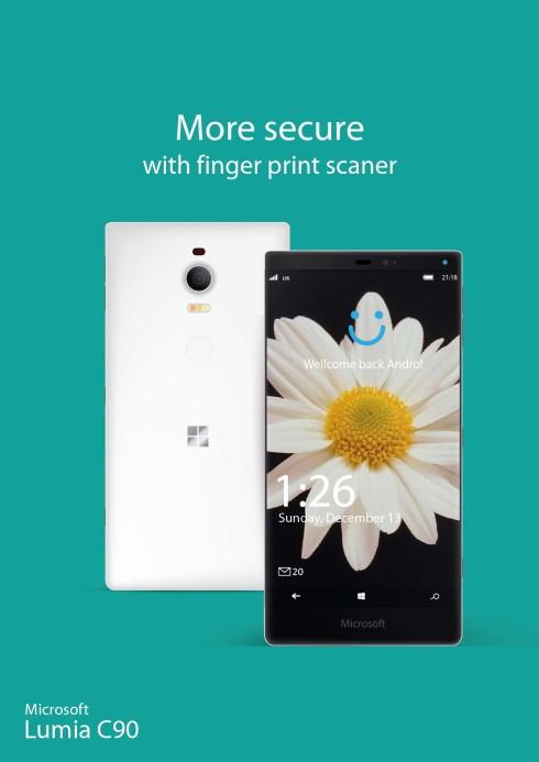 Microsoft Lumia C90 concept 4