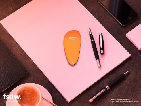 Motorola concept phone Faisal Semari 2015 5