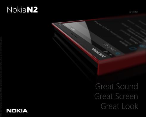 Nokia N2 concept 2