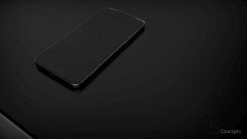 OnePlus 3 Jermaine Smit concept 1