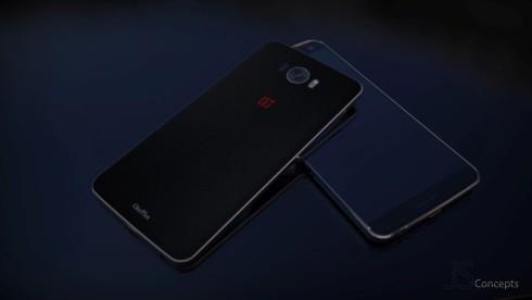 OnePlus 3 Jermaine Smit concept 3
