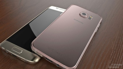 Samsung Galaxy S7 Edge concept Jermaine Smit december 2015 2