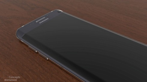 Samsung Galaxy S7 Edge concept Jermaine Smit december 2015 3