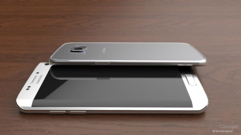 Samsung Galaxy S7 Edge concept Jermaine Smit december 2015 5