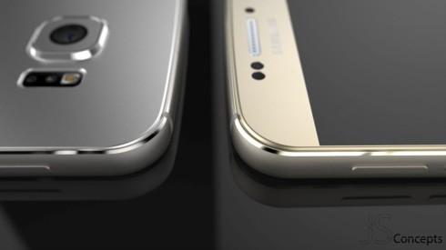 Samsung Galaxy S7 Jermaine Smit concept 2015 december 3