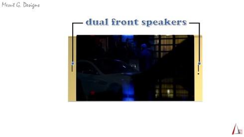 Samsung Galaxy S7 concept front speaker delta 4