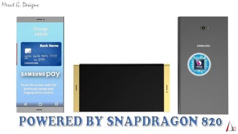 Samsung Galaxy S7 concept front speaker delta 5