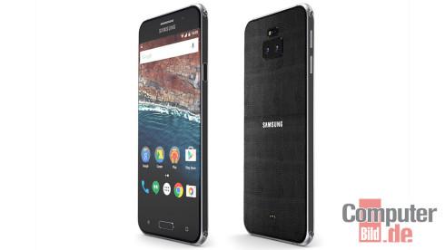 Samsung Galaxy S7 render Martin Hajek computerbild 4