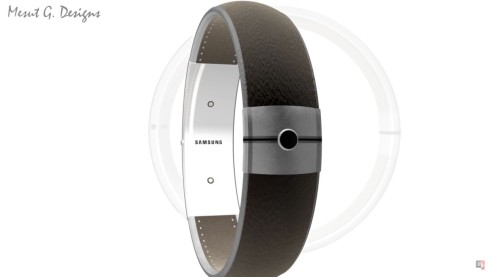 Samsung Gear Leather Edition concept Justchris 4