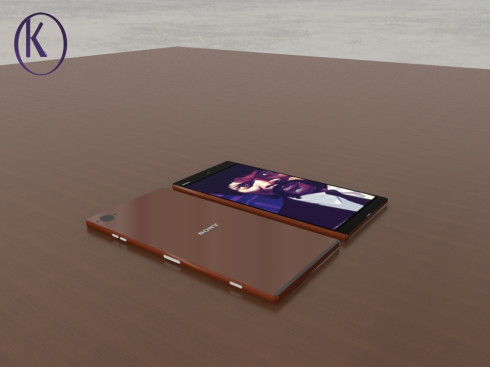 Sony Xperia Z LuX concept 1
