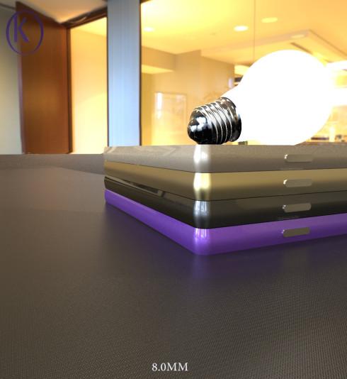 Sony Xperia Z LuX concept 2