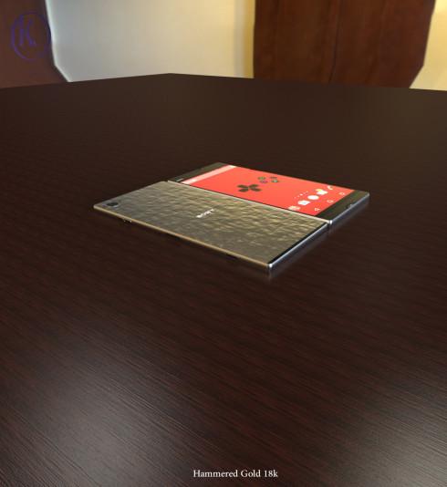 Sony Xperia Z LuX concept 3