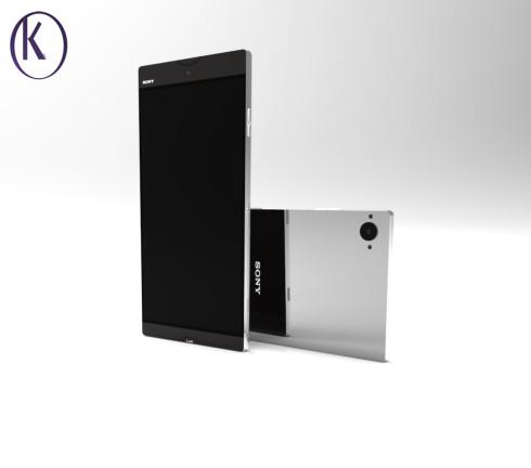 Sony Xperia Z LuX concept 5