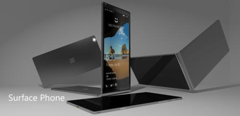 Surface Phone 2016 concept Lucas Silva 1