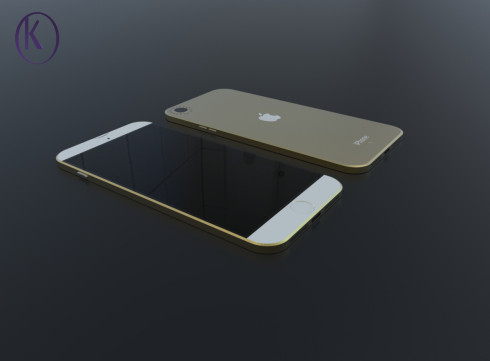 iPhone 7 2016 Kiarash Kia render 5