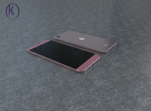 iPhone 7 2016 Kiarash Kia render 6