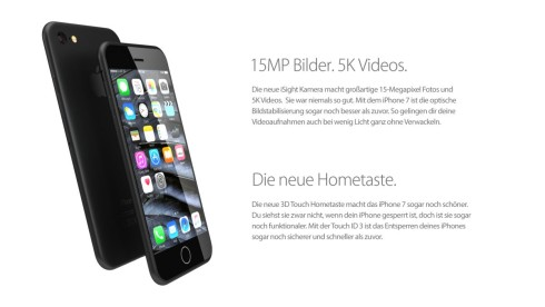 iPhone 7 concept ultraslim Eric Huismann 4