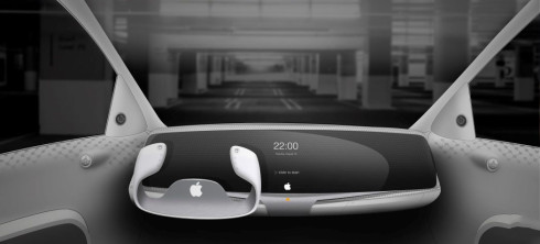 Apple iCar Matias Papalini concept 2