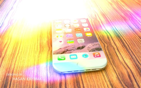 Apple iPhone 7S concept Hasan Kaymak Innovations 2016 1