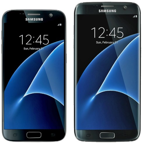 Galaxy S7 S7 Edge leak evleaks