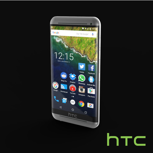 HTC One M10 concept january 2016 2