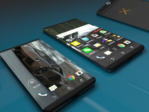 HTC Xperia 4 Xperia 4 Lite concept 2