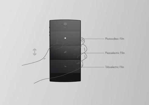 Hybrid energy phone concept 2016 4