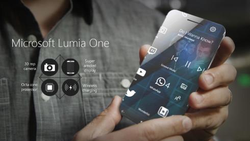 Lumia One concept 1