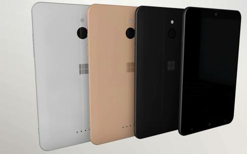 Microsoft Lumia Pad concept 1