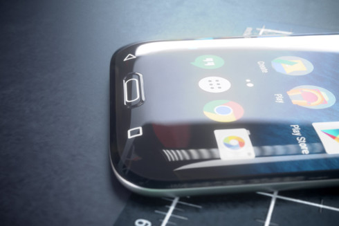 Samsung Galaxy S7 Edge concept curved labs 2016 2