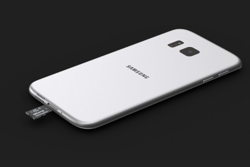 Samsung Galaxy S7 Edge concept curved labs 2016 3