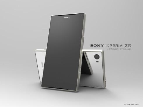 Sony Xperia Compact Premium Concept 1
