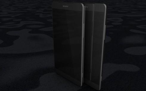 Sony Xperia Z6 Premium Concept 1