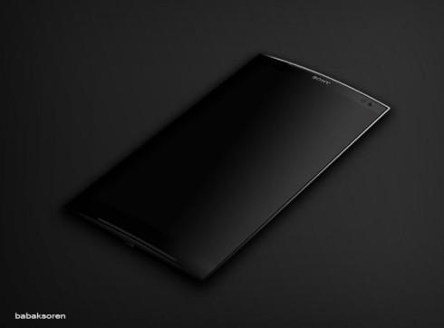 Sony Xperia Z6 concept babak soren 1