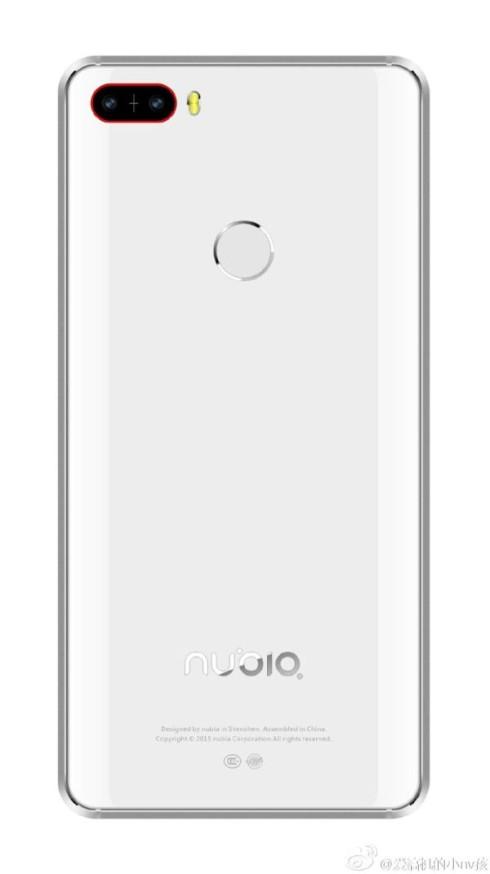 ZTE Nubia Z11 leak dual camera 2