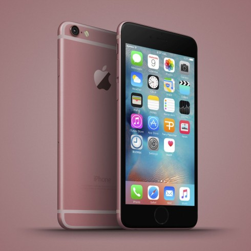iPhone 6c 2016 render 2